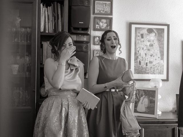 La boda de Juanjo y Alejandra en Molina De Segura, Murcia 8