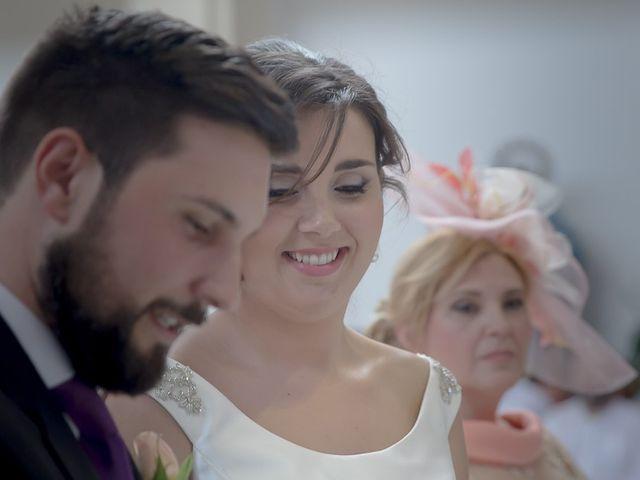 La boda de Juanjo y Alejandra en Molina De Segura, Murcia 9