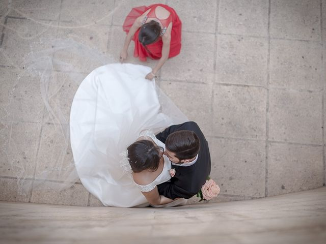 La boda de Juanjo y Alejandra en Molina De Segura, Murcia 15