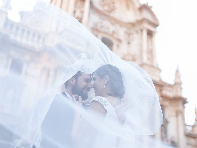 La boda de Juanjo y Alejandra en Molina De Segura, Murcia 17