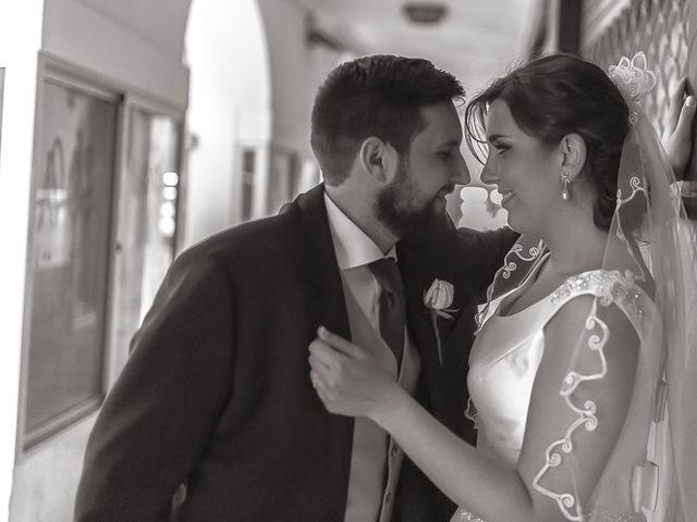 La boda de Juanjo y Alejandra en Molina De Segura, Murcia 18