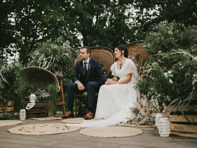 La boda de Unai  y Mel en Astigarraga, Guipúzcoa 4