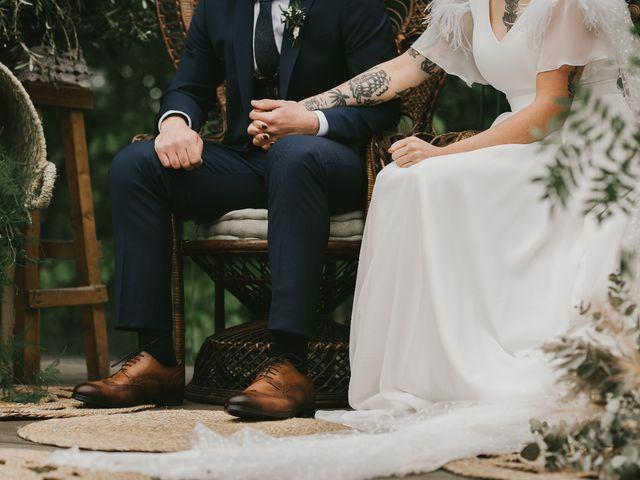 La boda de Unai  y Mel en Astigarraga, Guipúzcoa 10