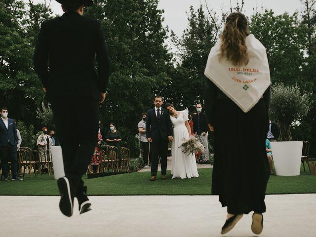 La boda de Unai  y Mel en Astigarraga, Guipúzcoa 11
