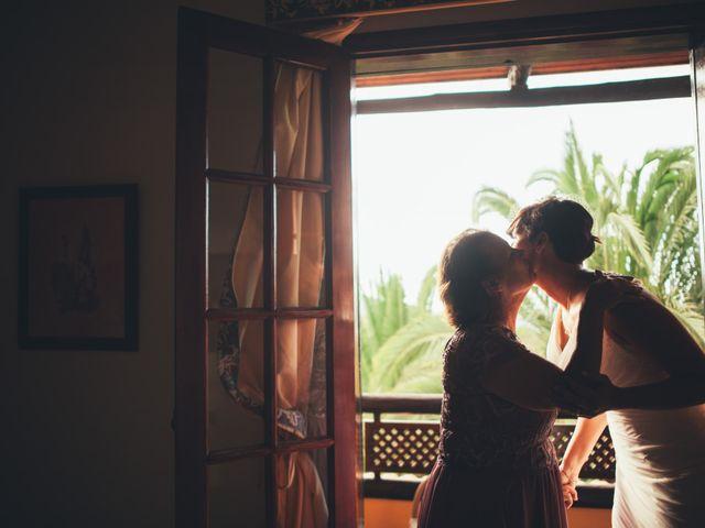 La boda de Guacy y Cristina en Anzo, Las Palmas 4