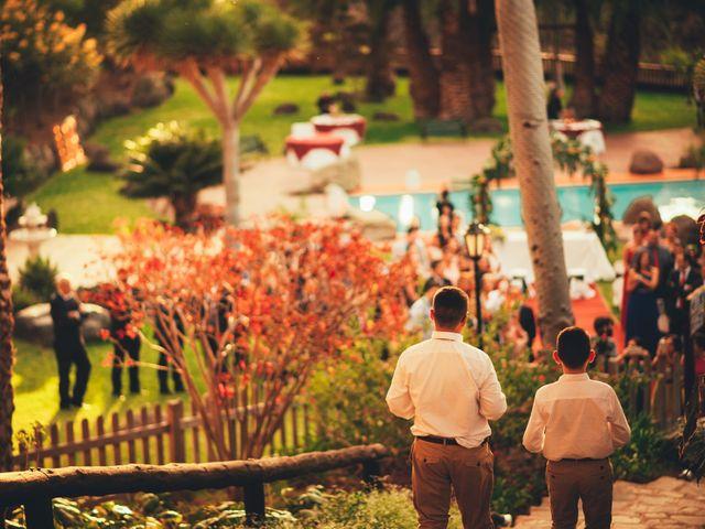 La boda de Guacy y Cristina en Anzo, Las Palmas 7