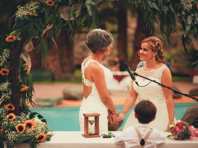 La boda de Guacy y Cristina en Anzo, Las Palmas 8
