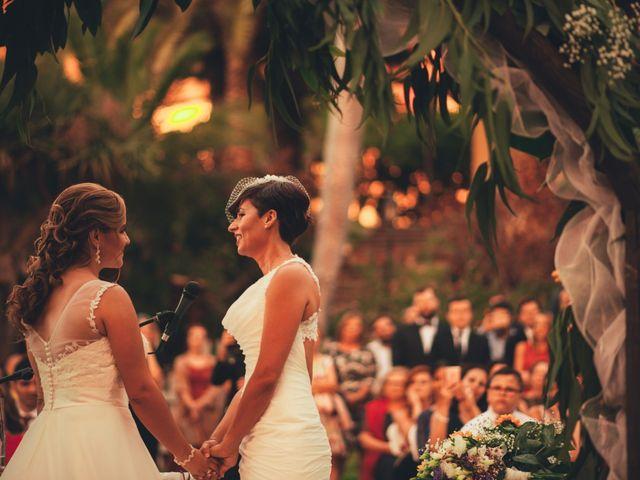 La boda de Guacy y Cristina en Anzo, Las Palmas 9