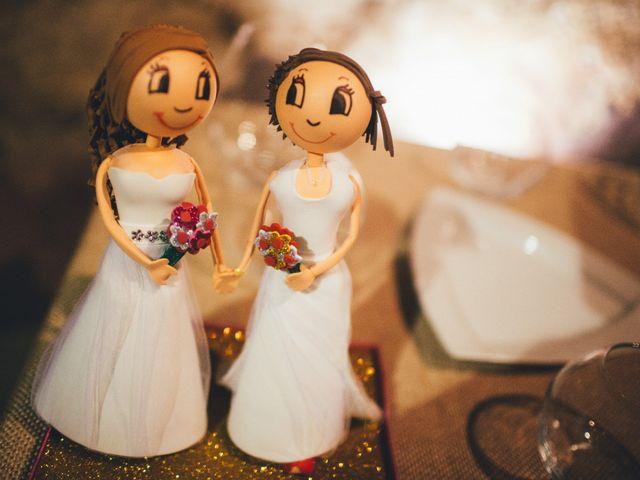 La boda de Guacy y Cristina en Anzo, Las Palmas 14