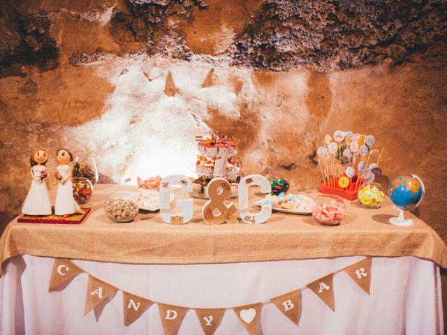 La boda de Guacy y Cristina en Anzo, Las Palmas 15