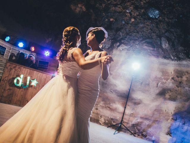 La boda de Guacy y Cristina en Anzo, Las Palmas 17