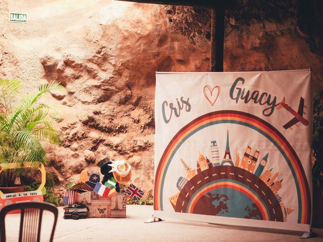 La boda de Guacy y Cristina en Anzo, Las Palmas 19