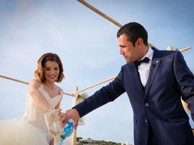 La boda de Mimi y Pau