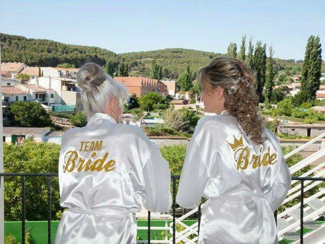 La boda de Javi y Stella en Valdilecha, Madrid 1