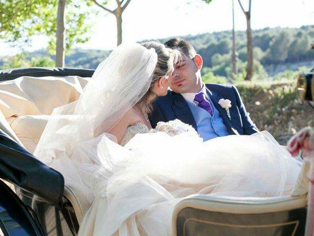 La boda de Javi y Stella en Valdilecha, Madrid 2