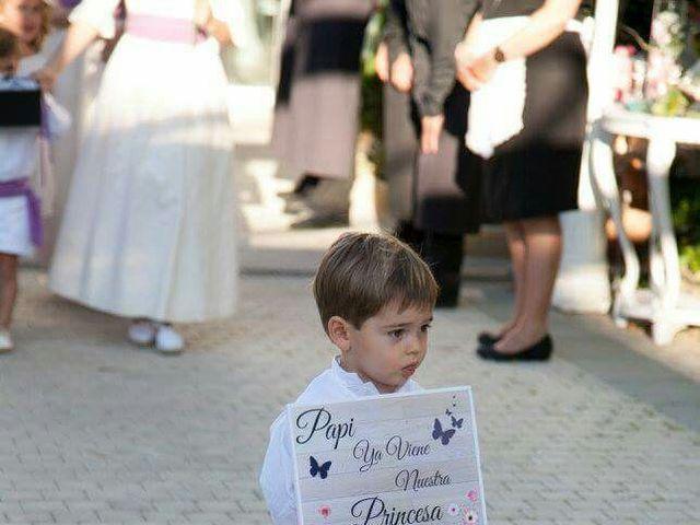 La boda de Javi y Stella en Valdilecha, Madrid 9