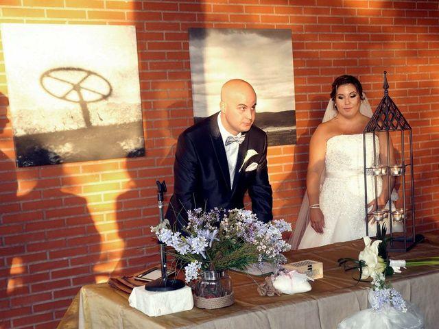 La boda de Vanessa y Víctor
