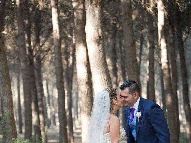 La boda de Javi y Stella en Valdilecha, Madrid 15