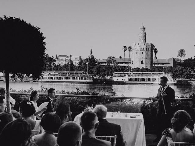 La boda de Manu y María en Sevilla, Sevilla 5
