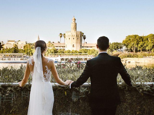 La boda de Manu y María en Sevilla, Sevilla 6