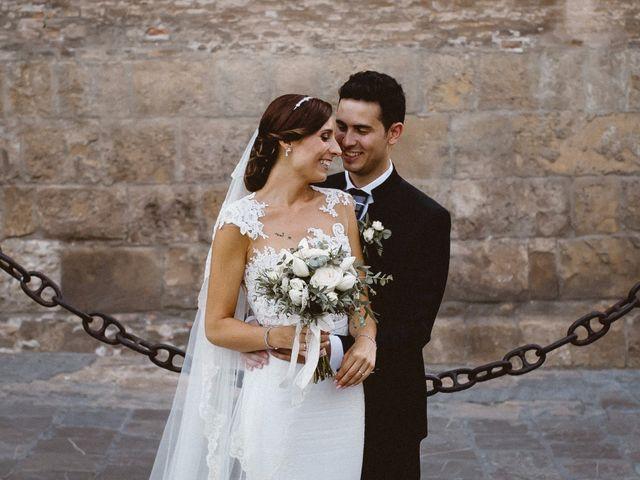 La boda de Manu y María en Sevilla, Sevilla 13