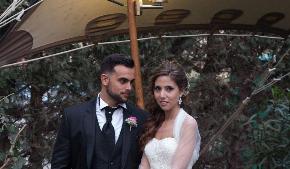 La boda de Miguel Angel y Alexandra en Palau De Plegamans, Barcelona