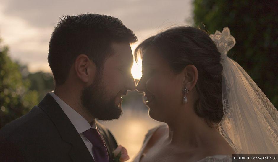 La boda de Juanjo y Alejandra en Molina De Segura, Murcia