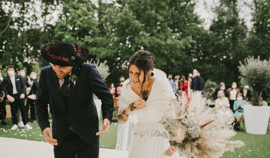 La boda de Unai  y Mel en Astigarraga, Guipúzcoa