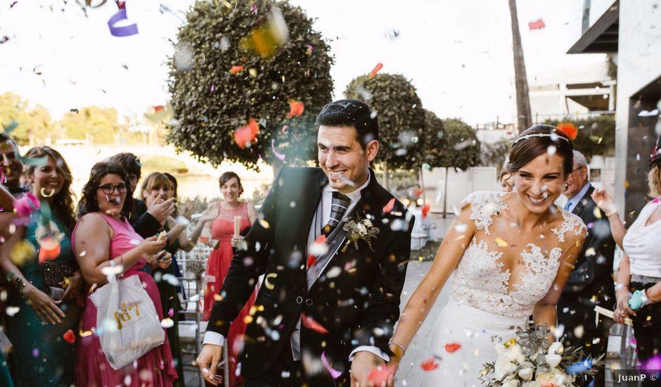 La boda de Manu y María en Sevilla, Sevilla