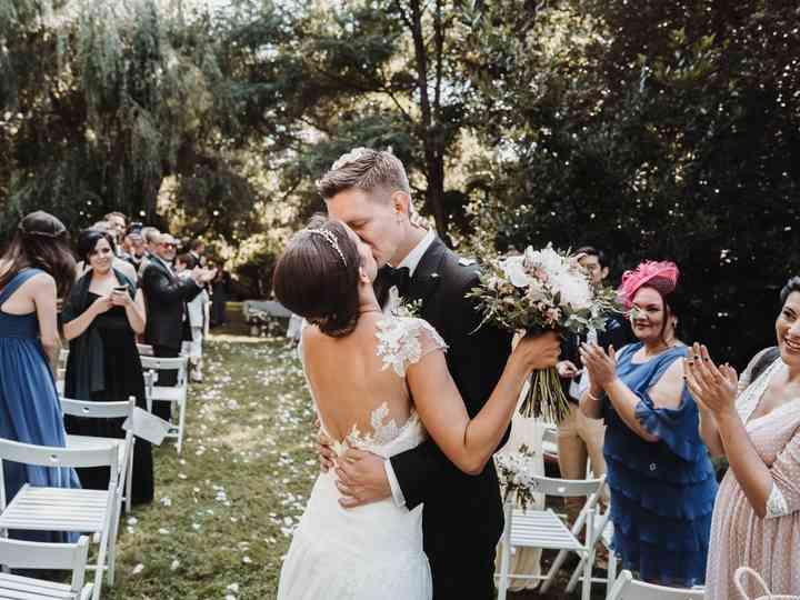 La boda de Casandra y Øyvind