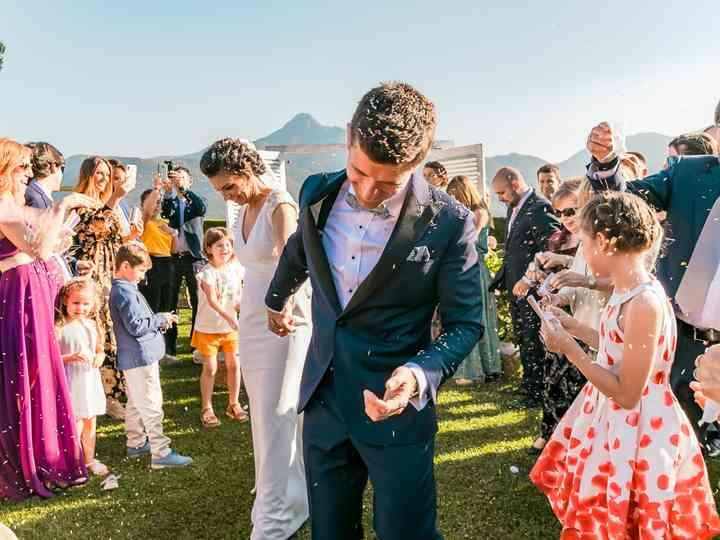 La boda de Criselen y Joaquin
