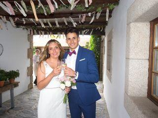 La boda de Andrea y Anand 1