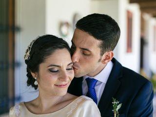 La boda de Rocío y Pablo