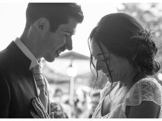La boda de Patri y Asier
