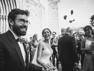 La boda de Tamara y Manel