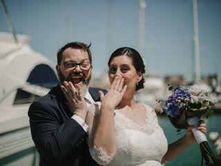 La boda de María del Mar y Jose Luis