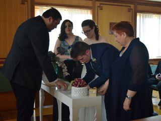 La boda de Fati y Adri 1