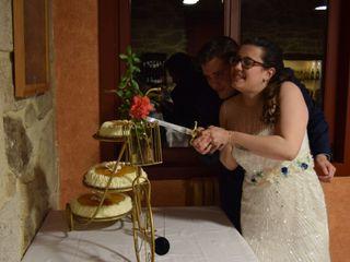 La boda de Fati y Adri