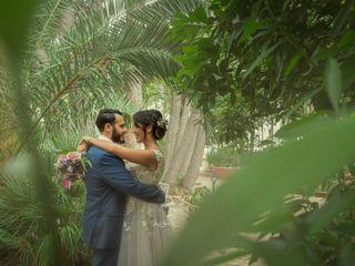 La boda de Consuelo y Miquel