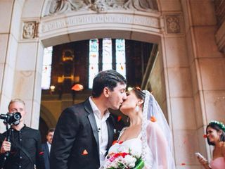 La boda de Tatevik y Robert
