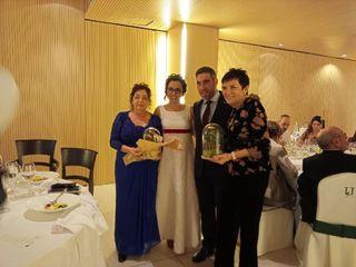 La boda de Zuriñe  y Imanol 1