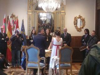 La boda de Zuriñe  y Imanol