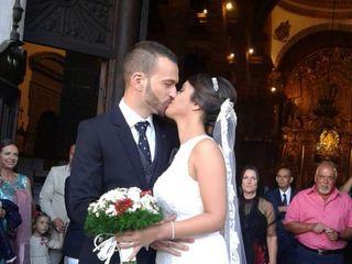 La boda de Xiomara  y Javier  1