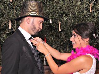 La boda de Xiomara  y Javier  2