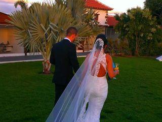 La boda de Xiomara  y Javier  3