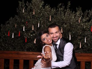 La boda de Xiomara  y Javier