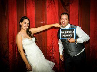 La boda de Sara y Luismi