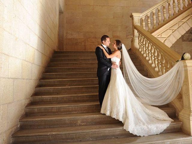 La boda de Inés y Juanma