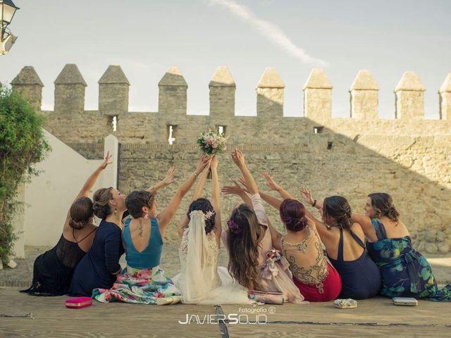 La boda de José Carlos  y Noelia  en Vejer De La Frontera, Cádiz 1