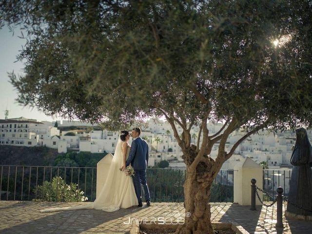 La boda de José Carlos  y Noelia  en Vejer De La Frontera, Cádiz 4